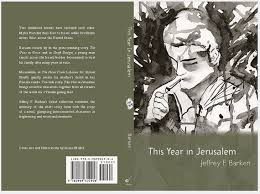 """""""This Year in Jerusalem"""" Front and Back Cover"""